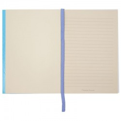 Carnet de notes Paseo Neon Bleu Christian Lacroix