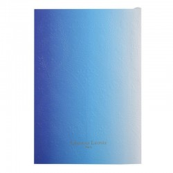 Carnet de notes Paseo Bleu Fluo Christian Lacroix