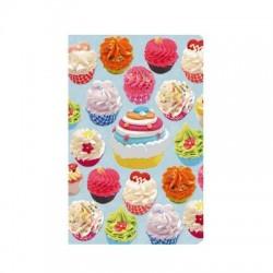 Carnet Cupcakes Letterbox
