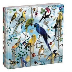 Puzzle  Birds Sinfonia Christian Lacroix