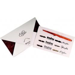 Nécessaire écriture & calligraphie