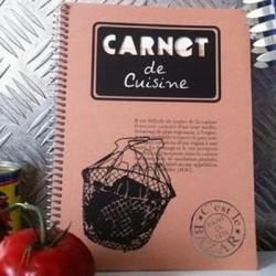 Carnet de cuisine