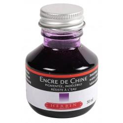 Encre de chine 50 ml violet...