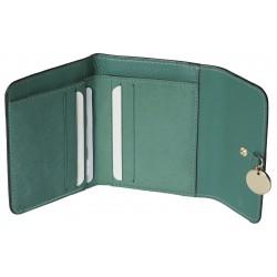 Mini Tout-en-un rabat  Médaillon Vert anglais Mignon