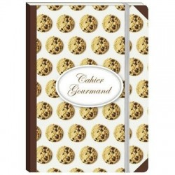 Carnet gourmand cookie