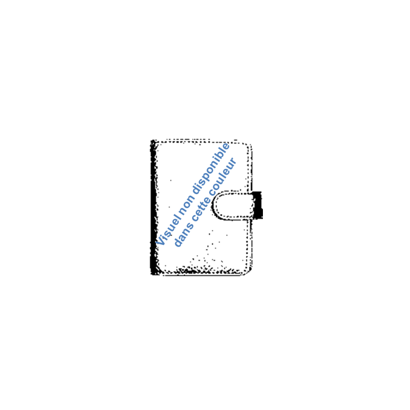 Agenda 20 cm Modulable  CAMARGUE Nuage Agenda Moderne
