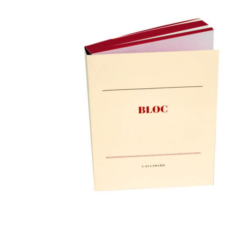 Bloc-notes Galimard