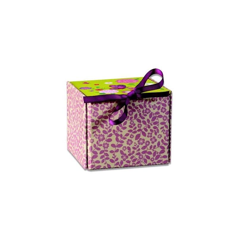 Boîte à papier Papillons