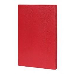 Carnets Classiques rouge A...
