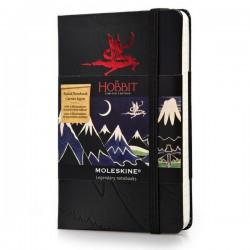 Carnet Hobbit Edition Limitée Moleskine